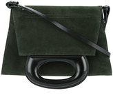 Lemaire two-way folded tote