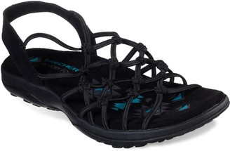 Skechers Forget Me Knot Women's Casual Slingback Slide Sandals