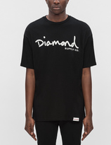 Diamond Supply Co. OG Script S/S T-Shirt