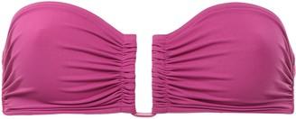 Eres Les Essentials Show Bandeau Bikini Top