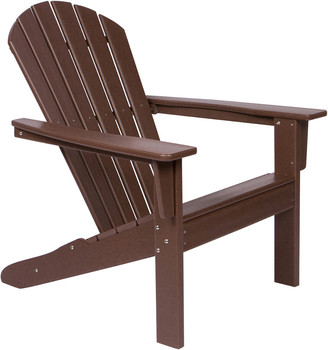 Shine Co Seaside Adirondack Chair