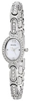 Bulova Ladies Crystal - 96L199