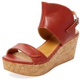 Coclico Mer Leather Platform Sandal