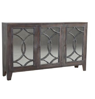 "One Allium Way Gault 60"" Wide Mahogany Wood Sideboard"