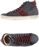 Leather Crown High-tops & sneakers - Item 44812965