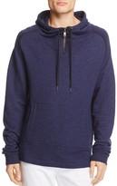 Blank NYC Blanknyc Half-Zip Hoodie Sweatshirt