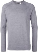 Helmut Lang exposed seam jumper - men - Wool - L