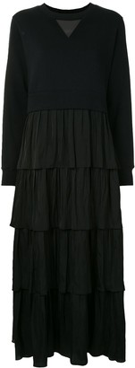 Undercover Tiered Maxi Dress