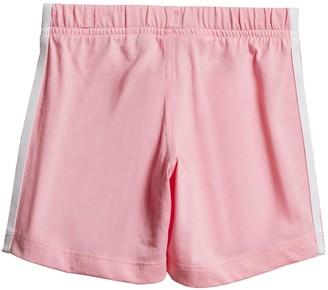 adidas Baby Girls Short & Tee Set