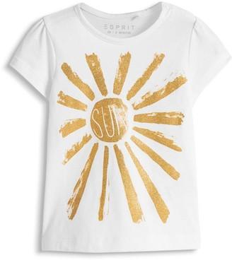 Esprit Baby Girls' 046EEAK001-Sun TS T-Shirt