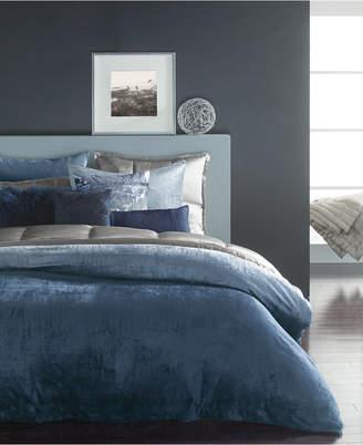 Donna Karan Home Ocean Full/Queen Duvet Cover Bedding