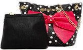 Betsey Johnson Hopeless Romantic Bucket Bag