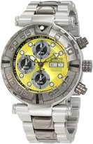 Invicta Men's Subaqua Reserve Dial Two Tone Stainless Steel Watch 10481