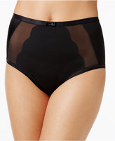Bali Elegant Desire Light Control Scallop Brief 6571