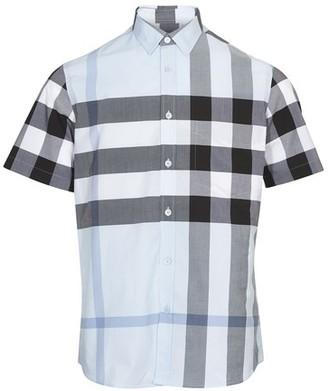 Burberry Somerston short sleeves shirt