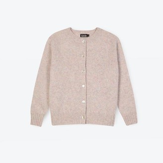 Lowie Ugie Peral Boxy Lambswool Cardigan - S