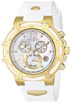 Mulco MW1-29903-012 Women's Blue Marine White Silicone Watch with Chronograph
