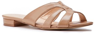 Paradox London Sugary Tan Cutout Sliders