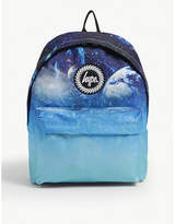 Hype Space canvas backpack