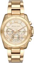 MICHAEL Michael Kors 40mm Jet Set Chronograph Bracelet Watch, Golden