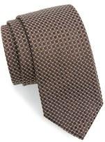 HUGO BOSS Men's Silk Geometric Tie