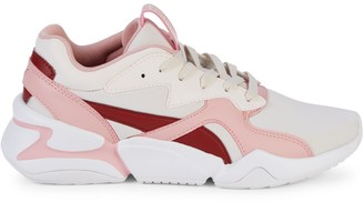 Puma Women's Nova Lace-Up Sneakers