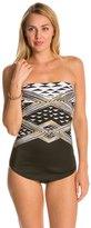 Gottex Alexandria Bandeau One Piece Swimsuit 8112290