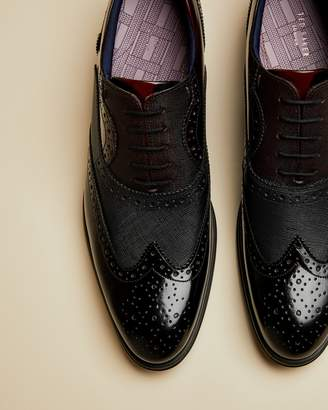 Ted Baker MUKTTI Leather brogues