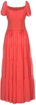 W LES FEMMES by BABYLON Long dresses