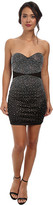 Alejandra Sky Millie Strapless Short Dress