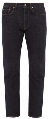 Polo Ralph Lauren Dark Wash Slim-leg Jeans - Dark Blue