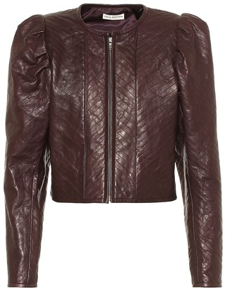 Ulla Johnson Kyra leather jacket