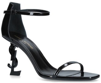 Saint Laurent Leather Opyum Pumps 85