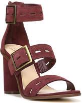 Fergie Women's Fame Sandal -Burgundy