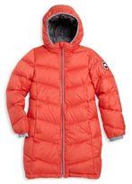 Canada Goose Girl's Madeline Puffer Coat