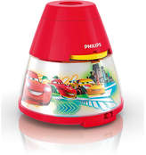 Philips Disney Cars LED Projector - Red