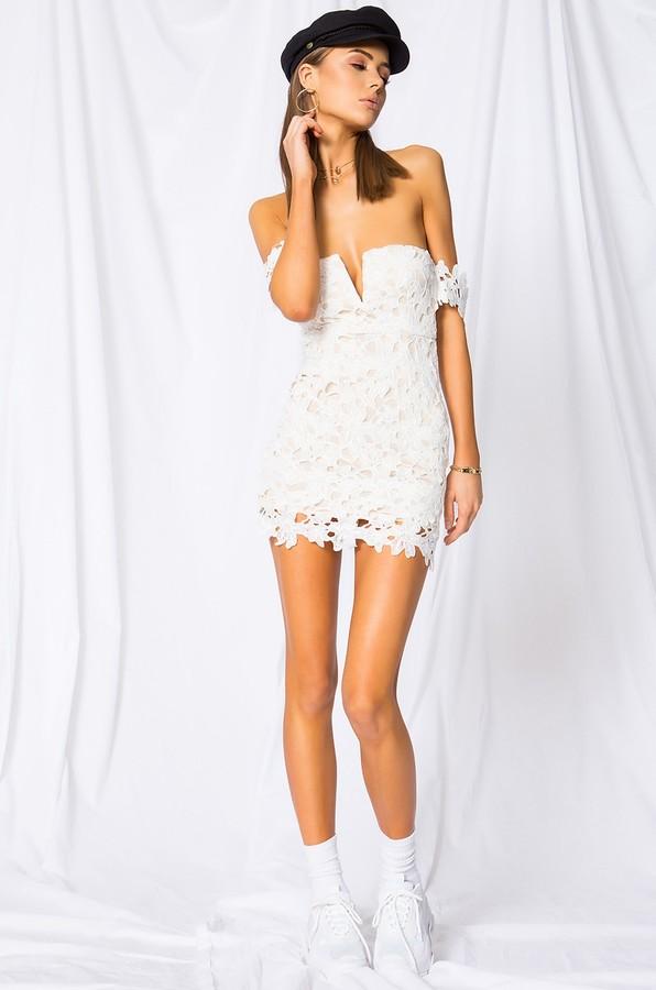 superdown Shannan Mini Dress