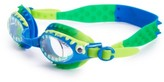Boy's Bling2O Gooey Gator Slime Swim Goggles - Gooey Blue