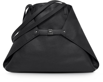 Akris Ai Medium Soft Cervo Calf Shoulder Bag