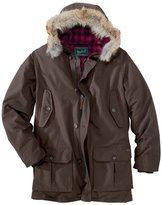 Woolrich Men's Arctic Parka Coat Dark Wood (2XL)