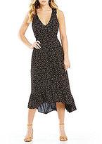Jessica Simpson Magarita High-Low Midi Dress