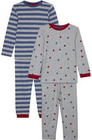The Little White Company Two piece pyjamas set 1-6 years