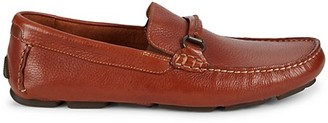 Johnston & Murphy Truxton Leather Driving Loafers