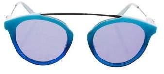 Westward Leaning Westward\\Leaning Acetate Round Sunglasses w/ Tags