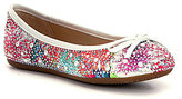 GB Girls Dazzle-Girl Ballet Flats