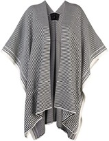 Voz Full Stripe knitted duster