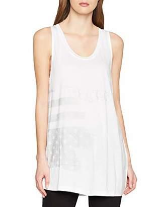 Blauer Women's T-Shirt Canotta Vest Top,L