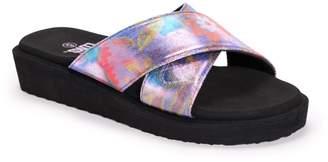 Muk Luks Mera Floral Sandal