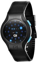 01 The One 01TheOne Unisex GR301BK3 Gamma Ray Plastic Series Watch