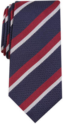 Tasso Elba Men Stripe Silk Tie